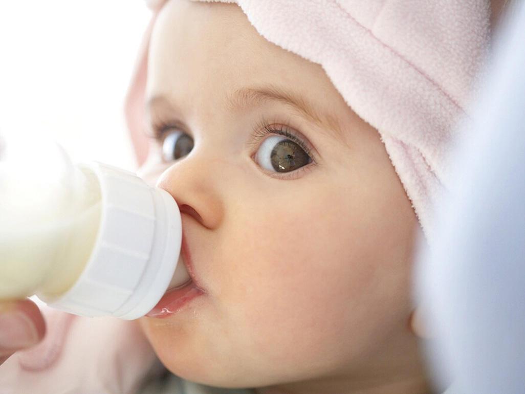 Biberones para bebé
