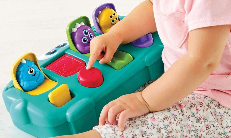 Consejos para elegir los mejores juguetes para un bebé de 1 año