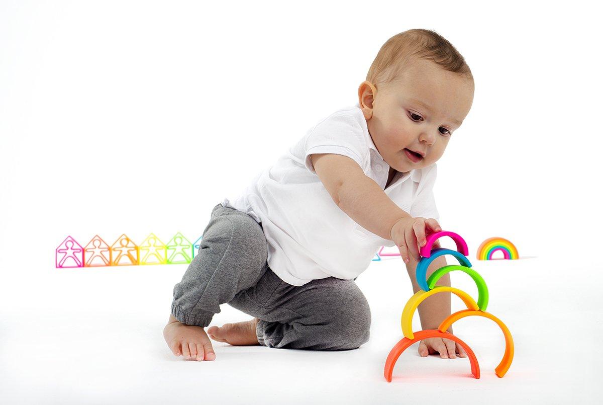 Juguetes recomendados para niños de 1 año