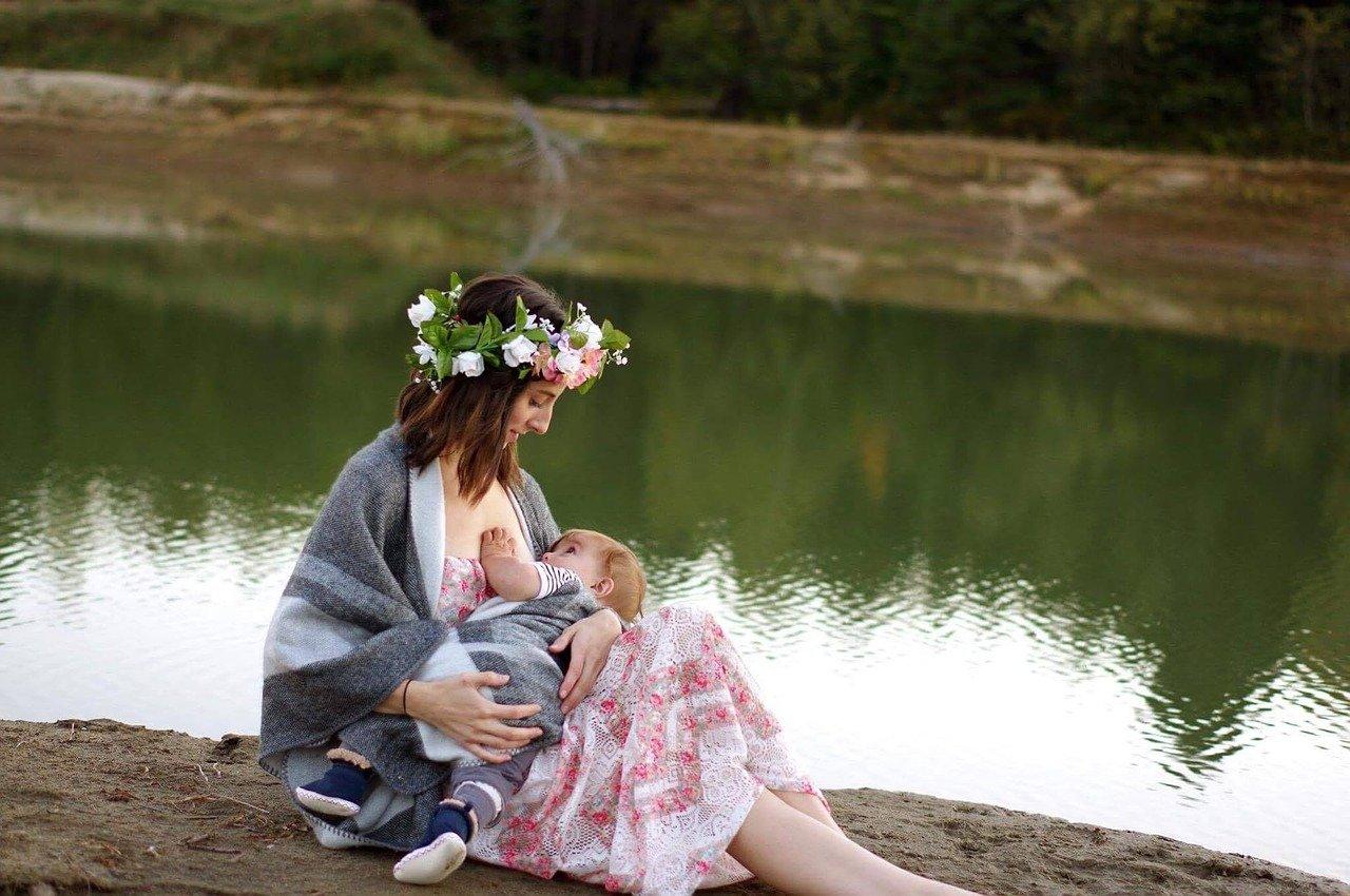 Estimular los sentidos del bebé gusto