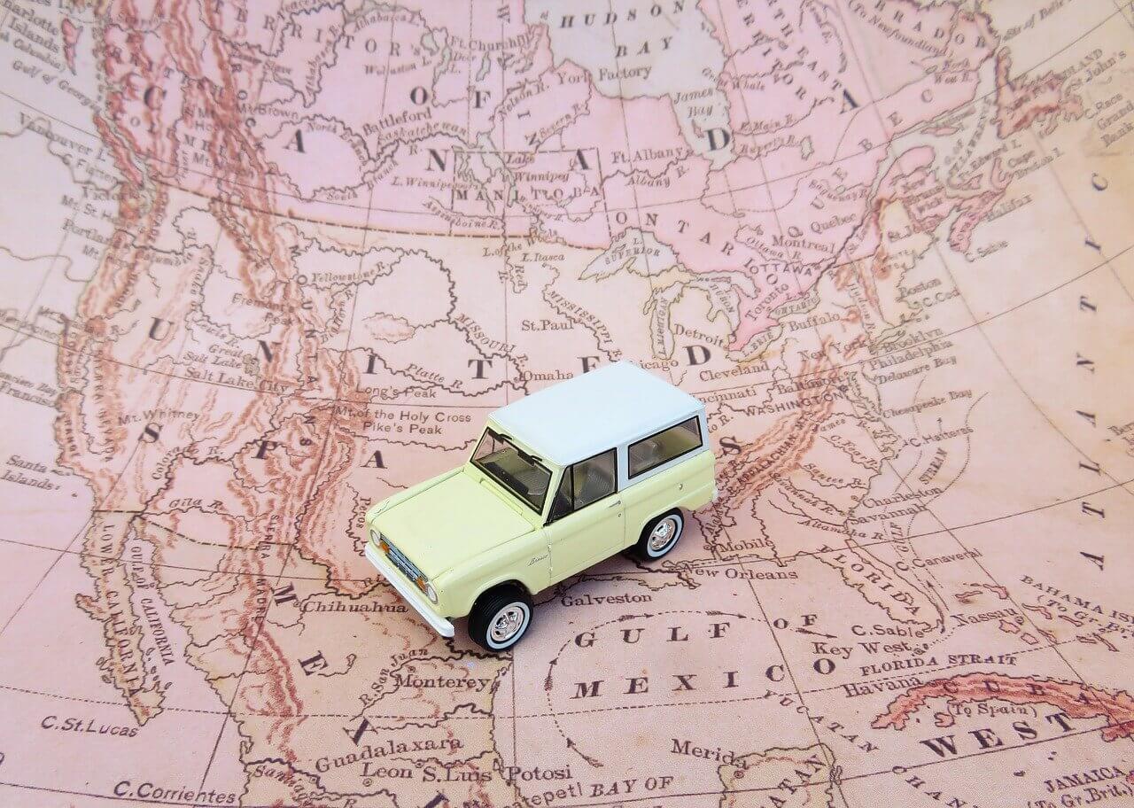 Viajar con bebés y niños