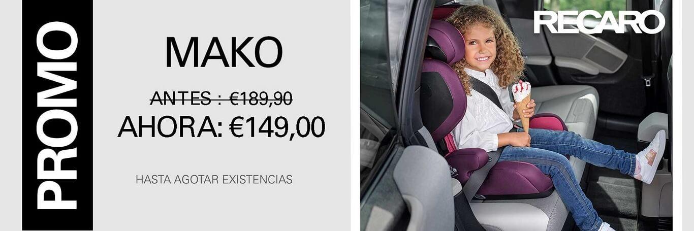 Promoción Mako y Mako Elite